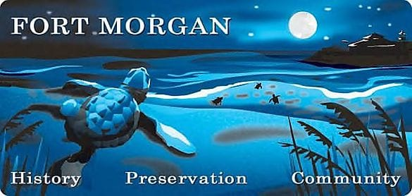 Fort Morgan Civic Association Graphic - History, Preservation, Community